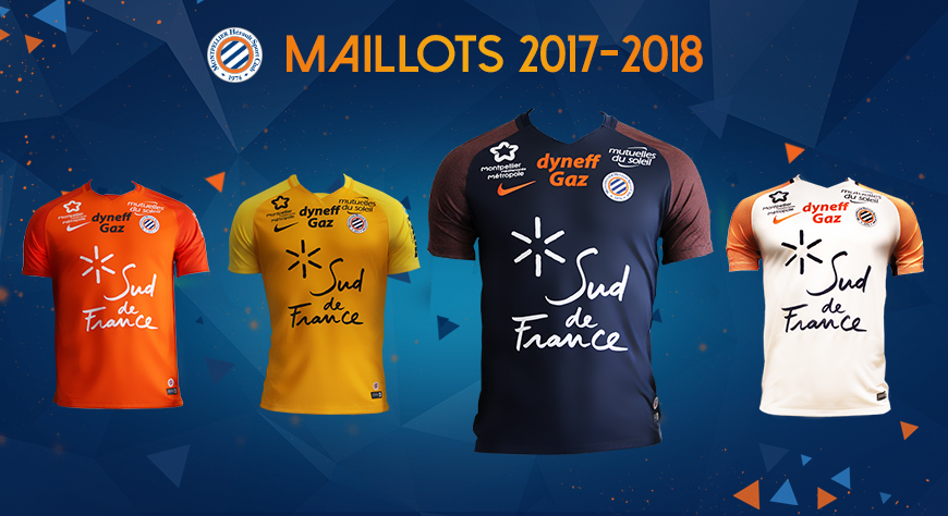 maillot 2017
